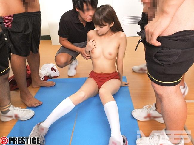 【おっぱい】体操着、ブルマ姿の女の子のおっぱいがエロすぎる画像!【30枚】 09
