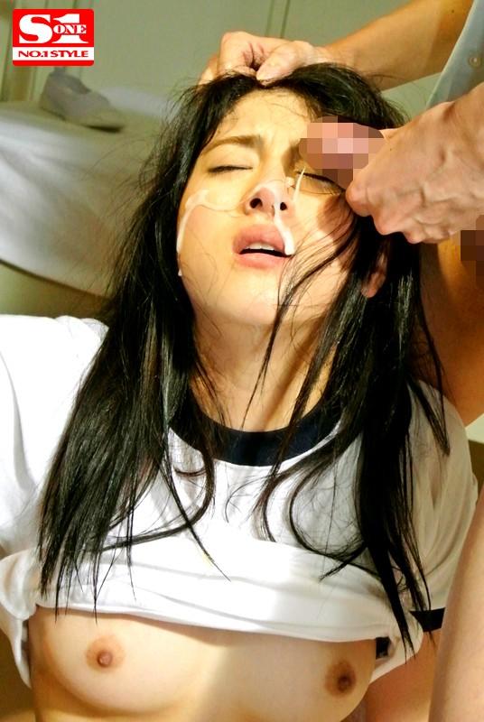 【おっぱい】顔にかけられてうっとり。顔射された女の子のエロいおっぱい画像!【30枚】 20