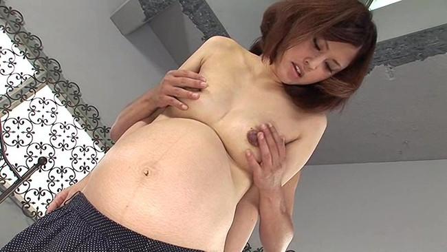 【おっぱい】お腹が大きくなった妊婦さんのエロすぎるおっぱい画像【30枚】 09