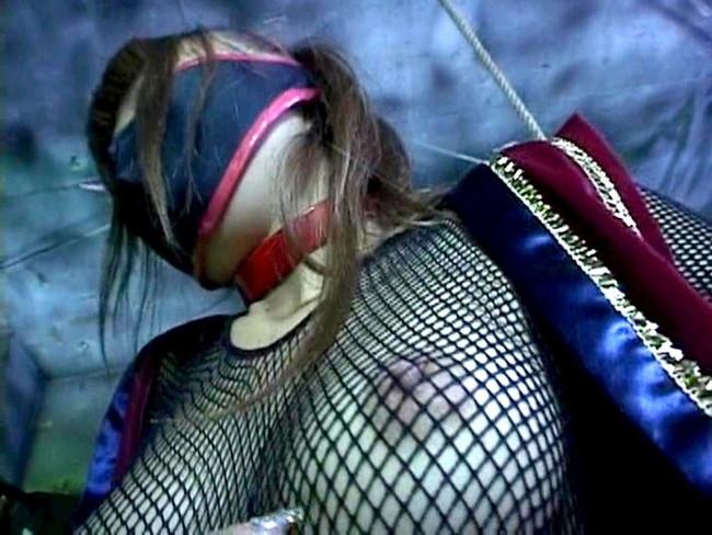 【おっぱい】女忍者のくノ一の隠れていないエロすぎるおっぱい画像!【30枚】 15