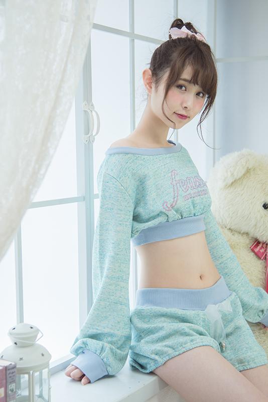 【おっぱい】可愛いパジャマを着ている可愛い女の子のおっぱいがエロすぎる画像!【30枚】 06
