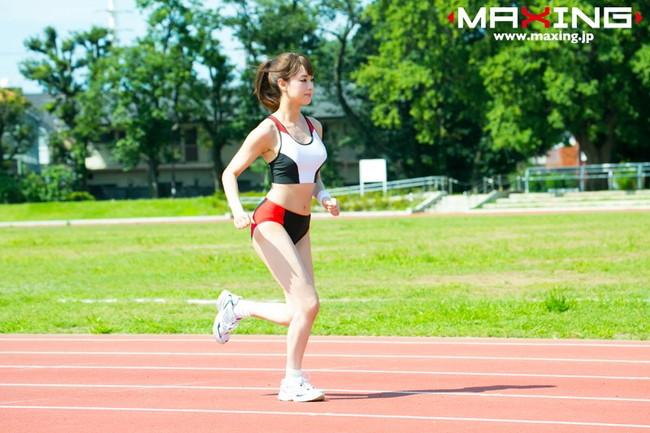【おっぱい】運動、アウトドアスポーツ大好き!スポーツ女子のおっぱいがエロすぎる画像!【30枚】 09