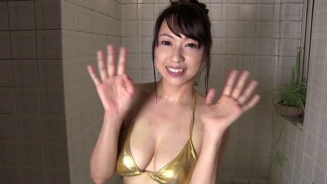 【おっぱい】102cmの超バストを持つ人気爆乳格闘アイドル、キラ☆アンこと光星杏梨ちゃんのおっぱい画像がエロすぎる!【30枚】 18