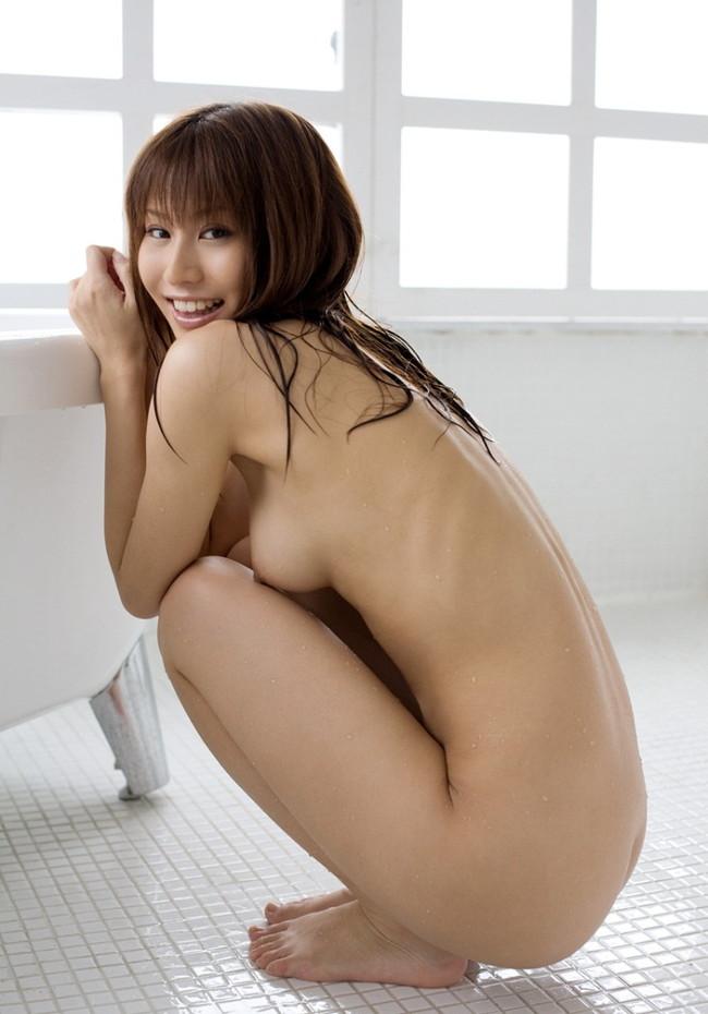 【おっぱい】スレンダー美乳のクールビューティー!AV女優の紗奈ちゃんの綺麗なおっぱい画像がエロすぎる!【30枚】 04