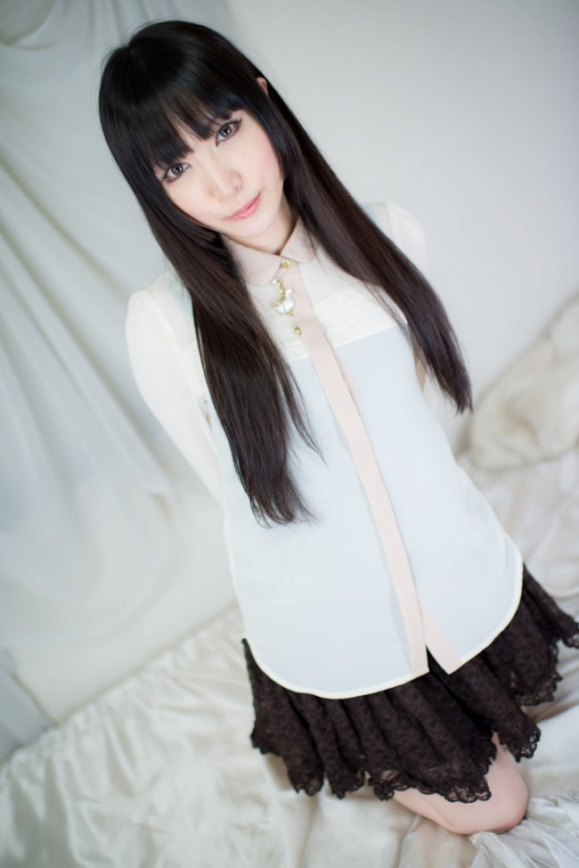 【おっぱい】日本だけではなく海外からも注目されているコスプレイヤーLeChatさんのおっぱい画像がエロすぎる!【30枚】 01