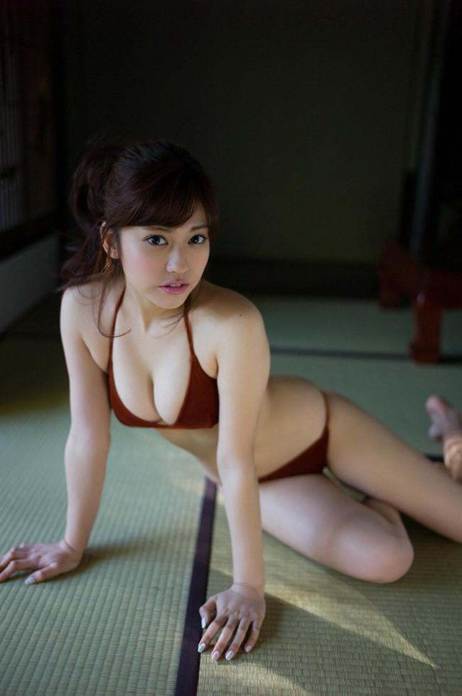 【おっぱい】モデルやグラビアで大忙し!Fカップの巨乳グラビアアイドルの大澤玲美ちゃんの大きなおっぱい画像がエロすぎる!【30枚】 01