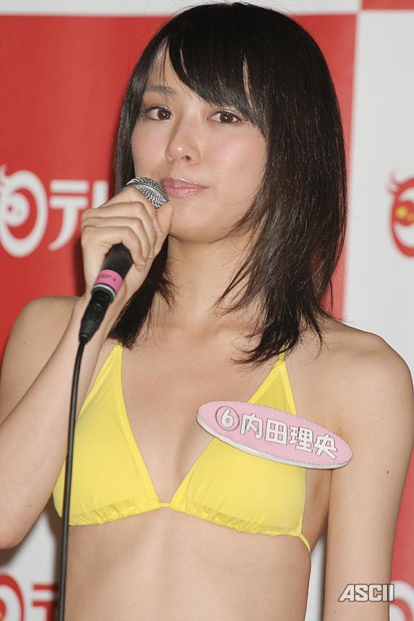 【おっぱい】大きな瞳と最高のルックスで人々を魅了している内田理央ちゃんの画像がエロすぎる!【30枚】 04