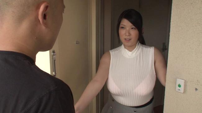 【おっぱい】隣に住んでてエッチをしたくなるようなぽっちゃり体型の人妻の大きなおっぱいの画像がエロすぎる!【30枚】 12