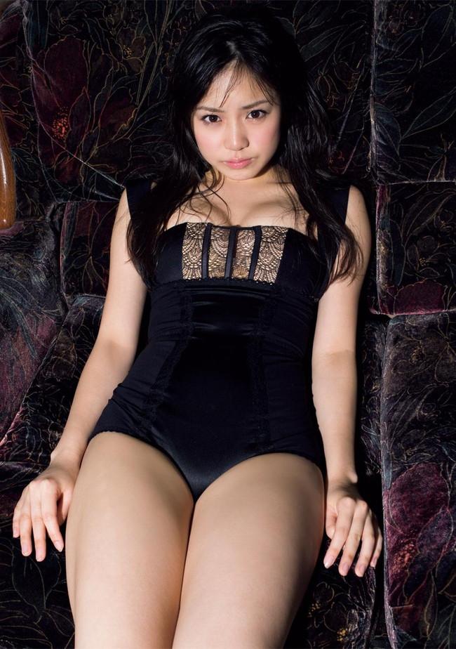 【おっぱい】アイドルグループ卒業しても女優、グラドルとして活躍中の奥仲麻琴ちゃんの画像がエロすぎる!【30枚】 16