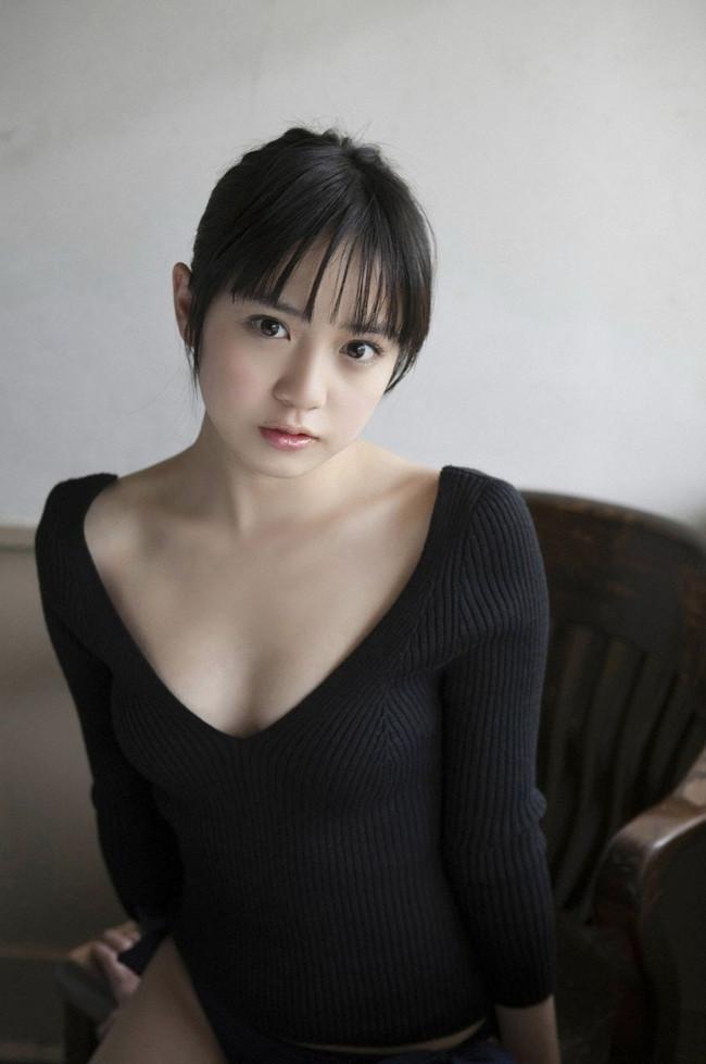 【おっぱい】アイドルグループ卒業しても女優、グラドルとして活躍中の奥仲麻琴ちゃんの画像がエロすぎる!【30枚】 27