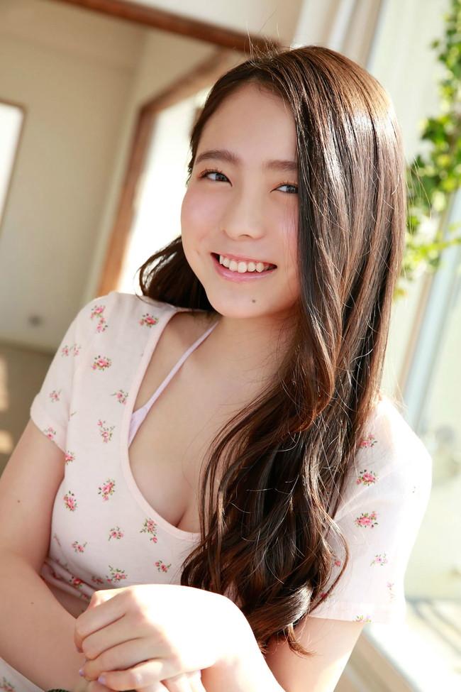 【おっぱい】卒業してもGカップのおっぱいで男性ファンを魅了している中野佑美ちゃんのおっぱい画像がエロすぎる!【30枚】 07