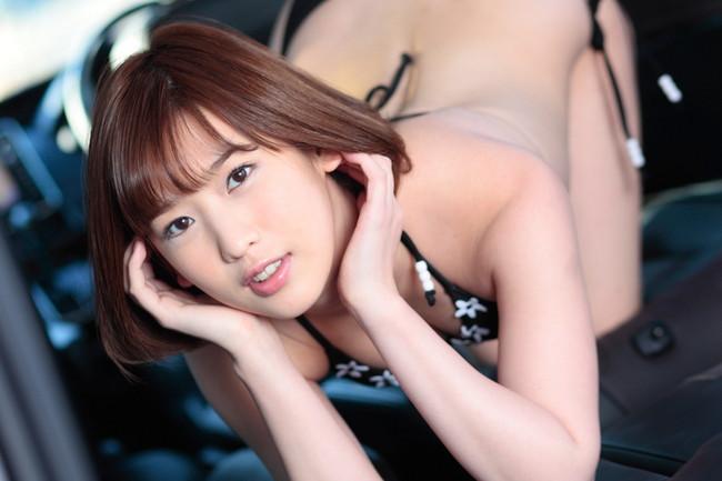 【おっぱい】大胆発言で大注目を浴びているグラビアアイドルの夏目花実ちゃんのおっぱい画像がエロすぎる!【30枚】 04