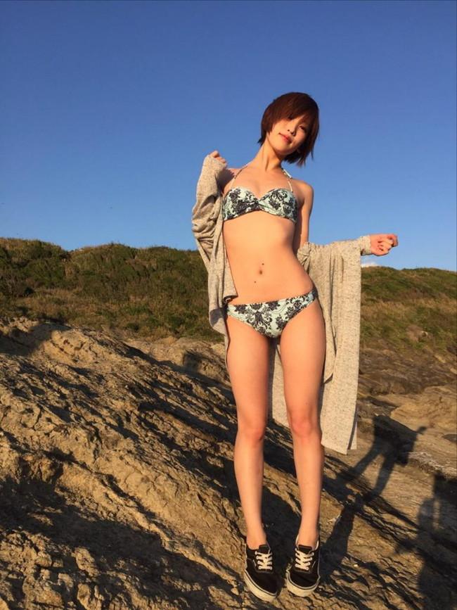 【おっぱい】大胆発言で大注目を浴びているグラビアアイドルの夏目花実ちゃんのおっぱい画像がエロすぎる!【30枚】 06