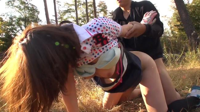 【おっぱい】プロゴルファーになろうとしたが犯されてしまっている女の子のおっぱい画像がエロすぎる!【30枚】 03