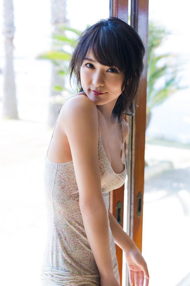 【おっぱい】ビリギャルの表紙モデルで一躍話題になったナイスプロポーションの石川恋ちゃんの画像がエロすぎる!【30枚】 12