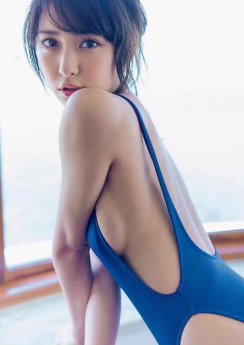 【おっぱい】ビリギャルの表紙モデルで一躍話題になったナイスプロポーションの石川恋ちゃんの画像がエロすぎる!【30枚】 20