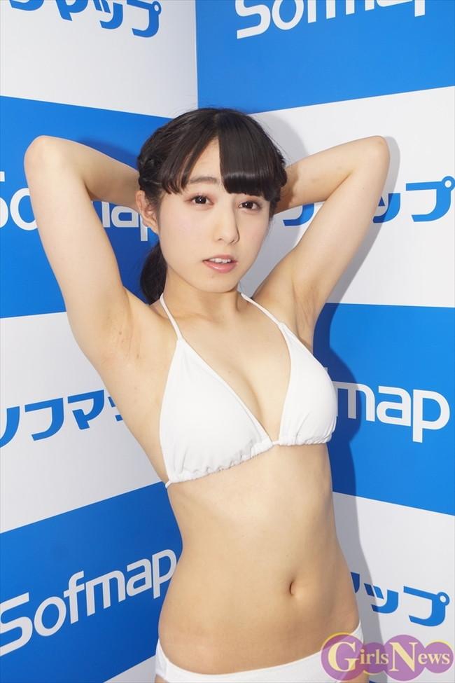 【おっぱい】あどけない少女のような表情!可愛さも艶っぽさもパワーアップした前田美里ちゃんの画像がエロすぎる!【30枚】 10