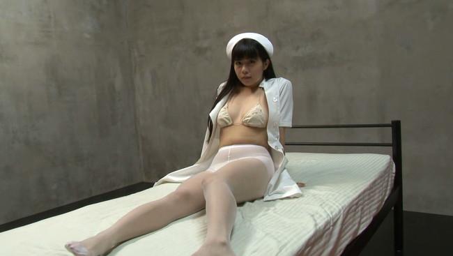【おっぱい】清楚系少女の肉感溢れるグラマラスボディ!とっても柔らかそうなGカップバストの内野未来ちゃんのおっぱい画像がエロすぎる!【30枚】 06