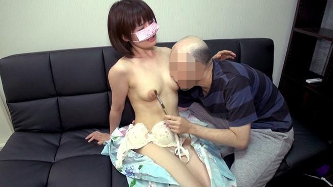 【おっぱい】マスクがチャームポイントな女の子のおっぱい画像がエロすぎる【30枚】 09