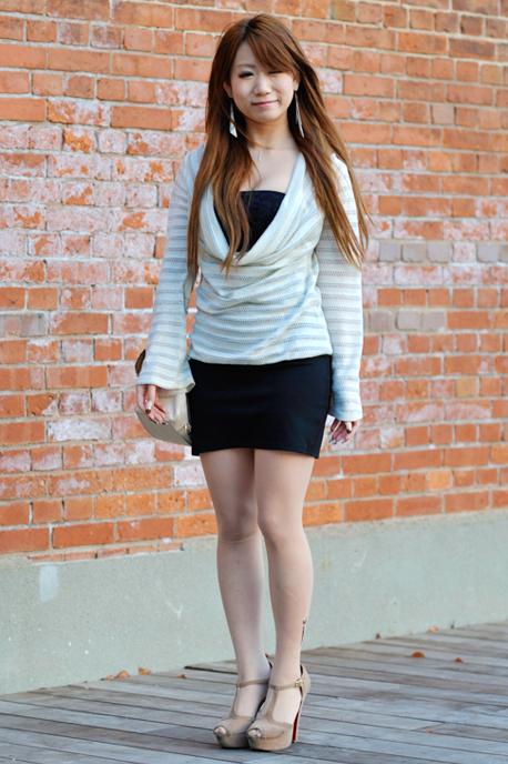【おっぱい】ミニスカートを履いている状態でエッチな状態になっちゃっている女の子のおっぱい画像がエロすぎる!【30枚】 06