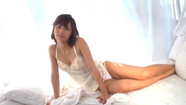 【おっぱい】いいクビレ!いいお尻!キュートな笑顔がたまらない!清純派美女、彩木里紗ちゃんのおっぱい画像がエロすぎる!【30枚】 29