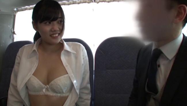 【おっぱい】就職の面接中に裸にさせられてエッチなことをされちゃう女の子たちのおっぱい画像がエロすぎる!【30枚】 22
