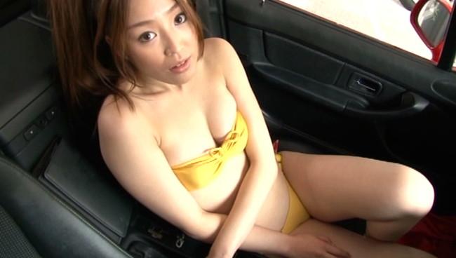 【おっぱい】カッコよくって、セクシーで、85cmEカップの美巨乳を持つ美人モデルタレント・井上舞妃子ちゃんのおっぱい画像がエロすぎる!【30枚】 20