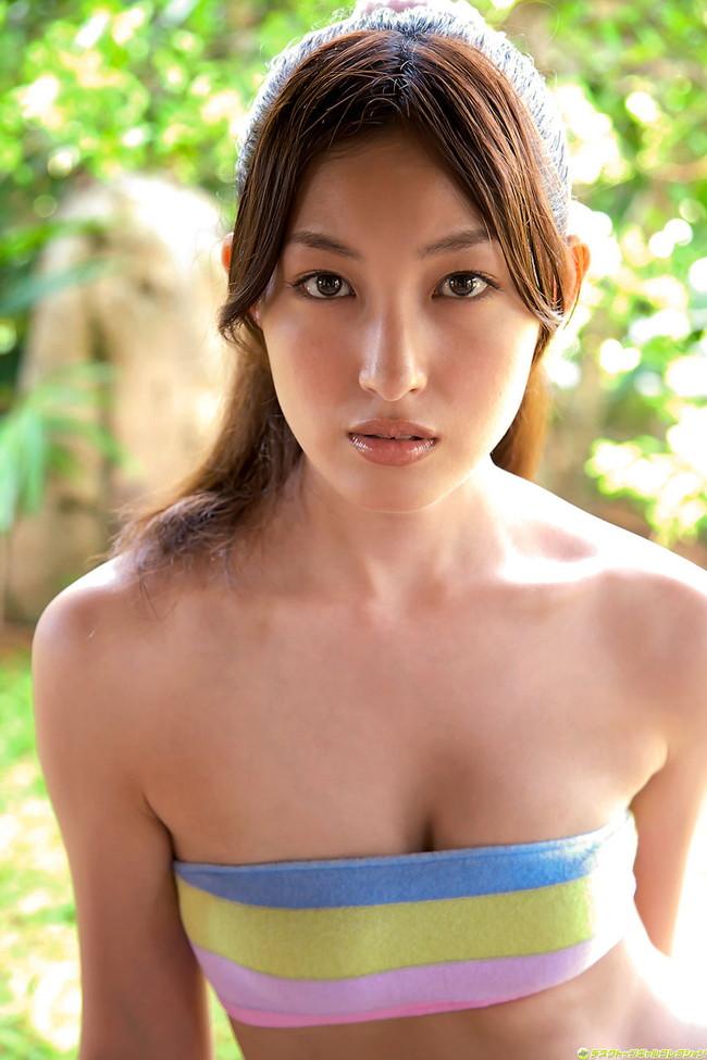 【おっぱい】ファッション雑誌『an・an』「アンアン40thモデル」オーディション準グランプリ!大杉亜依里ちゃんのおっぱい画像がエロすぎる!【30枚】 10