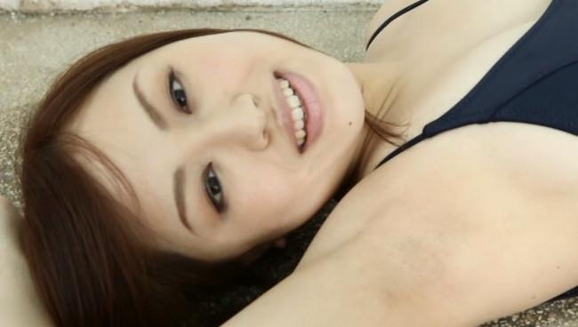 【おっぱい】隠し持っていたエリートFカップを大胆公開!元NHKアナウンサー・大西蘭ちゃんのおっぱい画像がエロすぎる!【30枚】 18