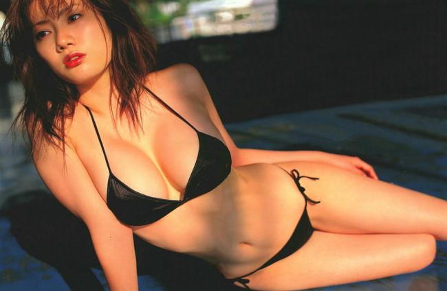 【おっぱい】美形フェイスとグラマラスボディを大胆披露したグラビアアイドル・海江田純子ちゃんのおっぱい画像がエロすぎる!【30枚】 10