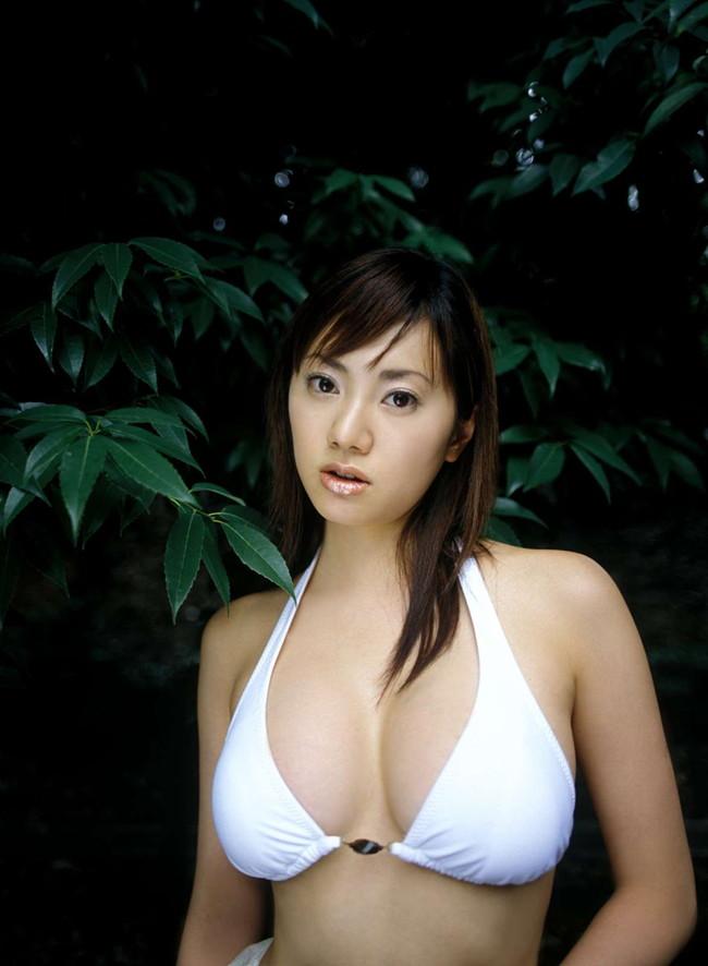 【おっぱい】美形フェイスとグラマラスボディを大胆披露したグラビアアイドル・海江田純子ちゃんのおっぱい画像がエロすぎる!【30枚】 20
