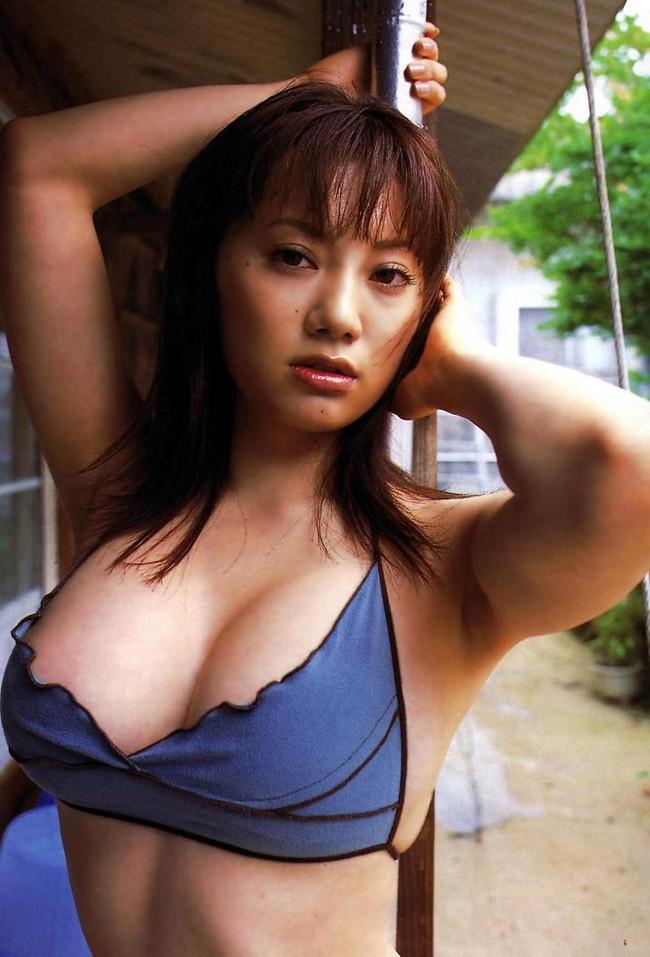 【おっぱい】美形フェイスとグラマラスボディを大胆披露したグラビアアイドル・海江田純子ちゃんのおっぱい画像がエロすぎる!【30枚】 21