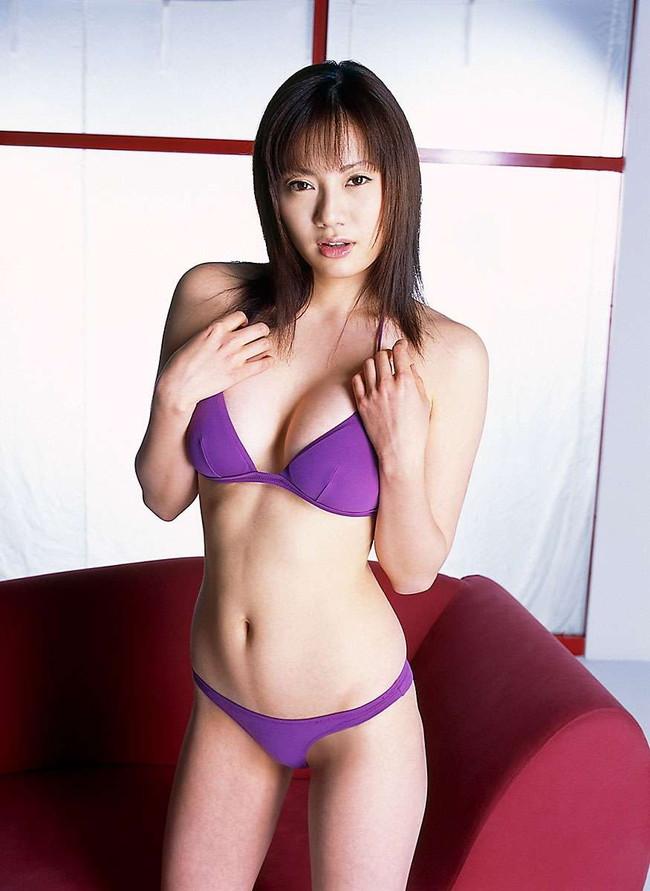 【おっぱい】美形フェイスとグラマラスボディを大胆披露したグラビアアイドル・海江田純子ちゃんのおっぱい画像がエロすぎる!【30枚】 25