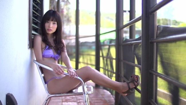 【おっぱい】『気持ちいいね~』マツダ新型デミオのCMに出ていた可愛い女の子!グラビアアイドル・神坂美羽ちゃんのおっぱい画像がエロすぎる!【30枚】