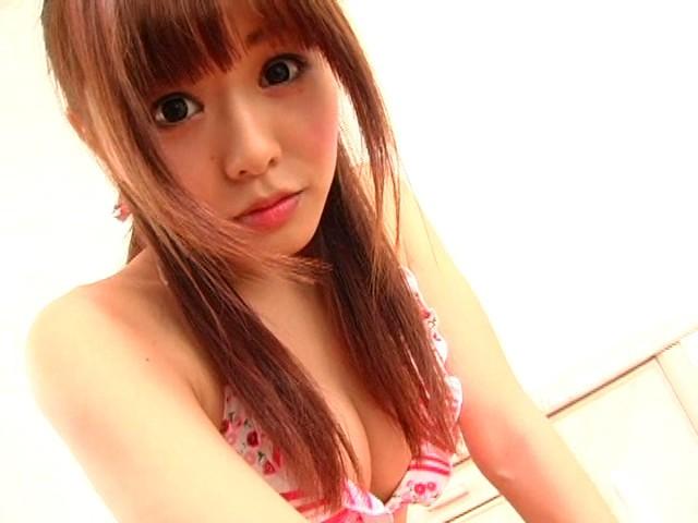 【おっぱい】「松浦およよ」の芸名で、松浦亜弥等のものまねタレントとしても活動した北海道育ち、元気いっぱい夢いっぱいの上林英代ちゃんのおっぱい画像がエロすぎる!【30枚】 28
