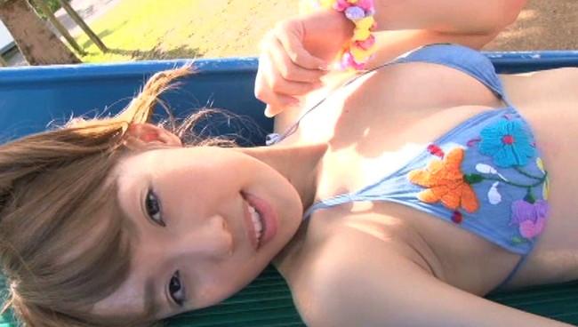 【おっぱい】人気アイドルユニット・AKB48のAチームの元メンバー'のぞフィス'こと、川崎希ちゃんのおっぱい画像がエロすぎる!【30枚】