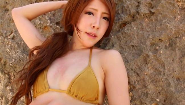 【おっぱい】イギリス系のクォーター。京都府出身のコスプレイヤーで人気を集めている声優、アイドル、タレントと大忙しの神崎りのあちゃんのおっぱい画像がエロすぎる!【30枚】 11
