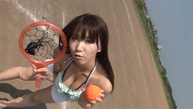 【おっぱい】渋谷発すとろんぐキュートなバラエティ・ユニット「asfi」のメンバーでHカップバストを持つ久梨栖あんこちゃんのおっぱい画像がエロすぎる!【30枚】 14