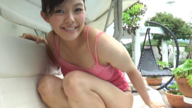 【おっぱい】現役美女プロボクサー、モデル、グラビアタレントとして活躍をしている郷司利也子さんのおっぱい画像がエロすぎる!【30枚】 10