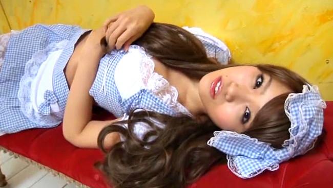 【おっぱい】かわいい笑顔で、大きいくりくりの瞳の小柄なスタイル!元SDN48の河内麻沙美ちゃんのおっぱい画像がエロすぎる!【30枚】