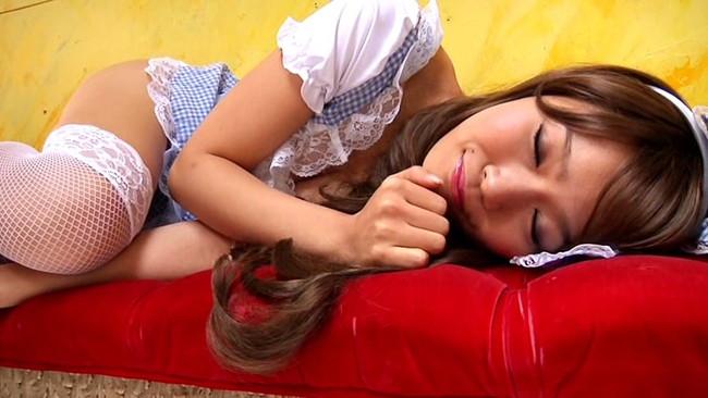 【おっぱい】かわいい笑顔で、大きいくりくりの瞳の小柄なスタイル!元SDN48の河内麻沙美ちゃんのおっぱい画像がエロすぎる!【30枚】 21