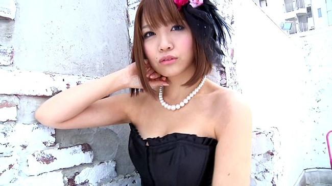 【おっぱい】かわいい笑顔で、大きいくりくりの瞳の小柄なスタイル!元SDN48の河内麻沙美ちゃんのおっぱい画像がエロすぎる!【30枚】 22