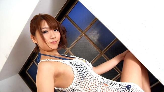 【おっぱい】かわいい笑顔で、大きいくりくりの瞳の小柄なスタイル!元SDN48の河内麻沙美ちゃんのおっぱい画像がエロすぎる!【30枚】 24