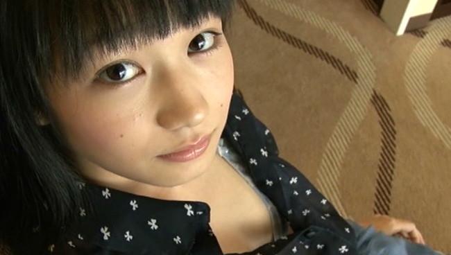 【おっぱい】初々しいロリフェイスに、身長151cmのちっちゃなカラダ!グラビアアイドルのさいとう雅子ちゃんのおっぱい画像がエロすぎる!【30枚】 19