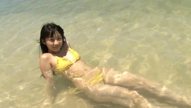 【おっぱい】初々しいロリフェイスに、身長151cmのちっちゃなカラダ!グラビアアイドルのさいとう雅子ちゃんのおっぱい画像がエロすぎる!【30枚】 28