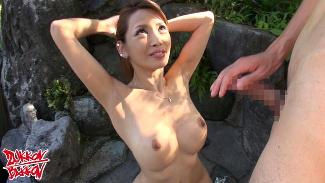 【おっぱい】温泉も一緒に入りたい!女の子のおっぱい画像がエロすぎる!【30枚】 26