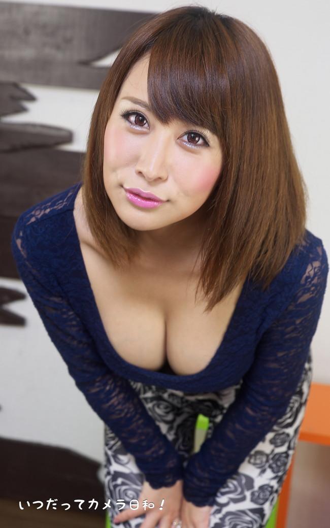 【おっぱい】舐めドルとして覚醒した注目の美少女Fカップ巨乳グラビアアイドル・咲丘るいちゃんのおっぱい画像がエロすぎる!【30枚】