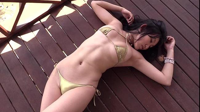 【おっぱい】たわわバスト+ピュアなロリフェイス!Hカップバストが魅力的なグラビアアイドル・咲村良子ちゃんのおっぱい画像がエロすぎる!【30枚】 25