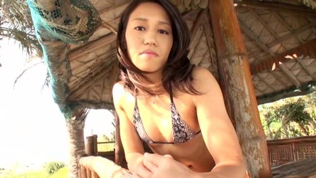 【おっぱい】元キックボクサー、総合格闘家、日本の女性プロレスラーと大活躍している、朱里ちゃんのおっぱい画像がエロすぎる!【30枚】 22
