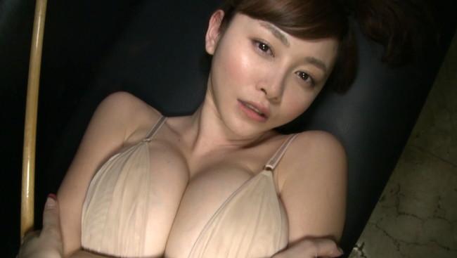 【おっぱい】Gカップ巨乳のグラビアアイドル杉原杏璃ちゃんのおっぱい画像がエロすぎる!【30枚】 21